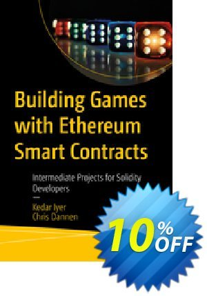 Building Games with Ethereum Smart Contracts (Iyer) discount coupon Building Games with Ethereum Smart Contracts (Iyer) Deal - Building Games with Ethereum Smart Contracts (Iyer) Exclusive Easter Sale offer for iVoicesoft