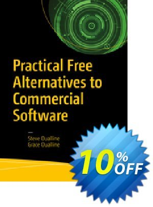 Practical Free Alternatives to Commercial Software (Oualline) discount coupon Practical Free Alternatives to Commercial Software (Oualline) Deal - Practical Free Alternatives to Commercial Software (Oualline) Exclusive Easter Sale offer for iVoicesoft
