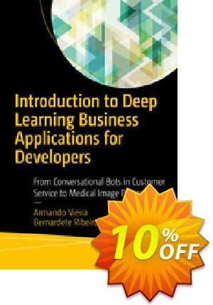 Introduction to Deep Learning Business Applications for Developers (Vieira) 優惠券,折扣碼 Introduction to Deep Learning Business Applications for Developers (Vieira) Deal,促銷代碼: Introduction to Deep Learning Business Applications for Developers (Vieira) Exclusive Easter Sale offer for iVoicesoft