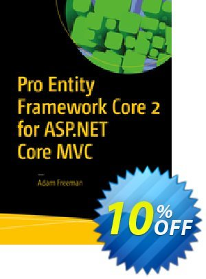 Pro Entity Framework Core 2 for ASP.NET Core MVC (Freeman) 優惠券,折扣碼 Pro Entity Framework Core 2 for ASP.NET Core MVC (Freeman) Deal,促銷代碼: Pro Entity Framework Core 2 for ASP.NET Core MVC (Freeman) Exclusive Easter Sale offer for iVoicesoft