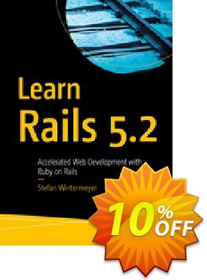Learn Rails 5.2 (Wintermeyer) discount coupon Learn Rails 5.2 (Wintermeyer) Deal - Learn Rails 5.2 (Wintermeyer) Exclusive Easter Sale offer for iVoicesoft