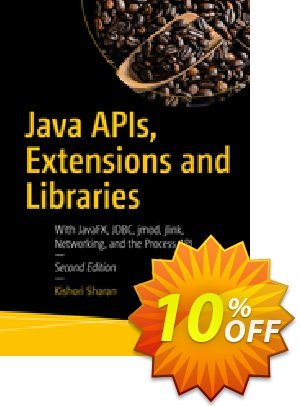 Java APIs, Extensions and Libraries (Sharan) Coupon discount Java APIs, Extensions and Libraries (Sharan) Deal. Promotion: Java APIs, Extensions and Libraries (Sharan) Exclusive Easter Sale offer for iVoicesoft