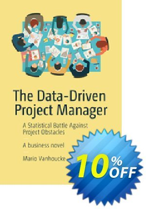 The Data-Driven Project Manager (Vanhoucke) Coupon discount The Data-Driven Project Manager (Vanhoucke) Deal. Promotion: The Data-Driven Project Manager (Vanhoucke) Exclusive Easter Sale offer for iVoicesoft