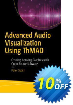 Advanced Audio Visualization Using ThMAD (Späth) discount coupon Advanced Audio Visualization Using ThMAD (Späth) Deal - Advanced Audio Visualization Using ThMAD (Späth) Exclusive Easter Sale offer for iVoicesoft