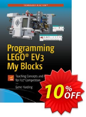 Programming LEGO® EV3 My Blocks (Harding) discount coupon Programming LEGO® EV3 My Blocks (Harding) Deal - Programming LEGO® EV3 My Blocks (Harding) Exclusive Easter Sale offer for iVoicesoft
