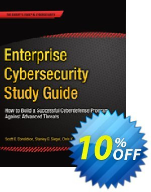 Enterprise Cybersecurity Study Guide (Donaldson) discount coupon Enterprise Cybersecurity Study Guide (Donaldson) Deal - Enterprise Cybersecurity Study Guide (Donaldson) Exclusive Easter Sale offer for iVoicesoft
