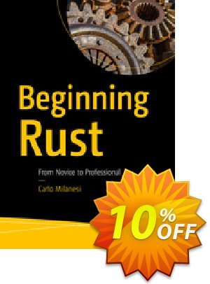 Beginning Rust (Milanesi) discount coupon Beginning Rust (Milanesi) Deal - Beginning Rust (Milanesi) Exclusive Easter Sale offer for iVoicesoft