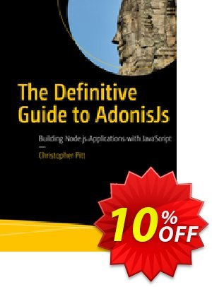 The Definitive Guide to AdonisJs (Pitt) Coupon discount The Definitive Guide to AdonisJs (Pitt) Deal. Promotion: The Definitive Guide to AdonisJs (Pitt) Exclusive Easter Sale offer for iVoicesoft