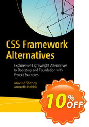 CSS Framework Alternatives (Shenoy) discount coupon CSS Framework Alternatives (Shenoy) Deal - CSS Framework Alternatives (Shenoy) Exclusive Easter Sale offer for iVoicesoft