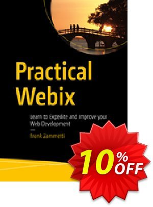 Practical Webix (Zammetti) discount coupon Practical Webix (Zammetti) Deal - Practical Webix (Zammetti) Exclusive Easter Sale offer for iVoicesoft