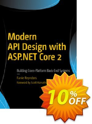 Modern API Design with ASP.NET Core 2 (Reynders) 프로모션 코드 Modern API Design with ASP.NET Core 2 (Reynders) Deal 프로모션: Modern API Design with ASP.NET Core 2 (Reynders) Exclusive Easter Sale offer for iVoicesoft