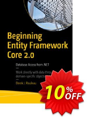 Beginning Entity Framework Core 2.0 (Rouleau) discount coupon Beginning Entity Framework Core 2.0 (Rouleau) Deal - Beginning Entity Framework Core 2.0 (Rouleau) Exclusive Easter Sale offer for iVoicesoft