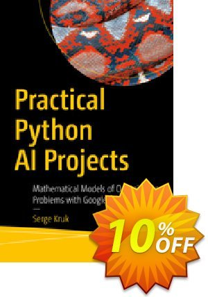 Practical Python AI Projects (Kruk) discount coupon Practical Python AI Projects (Kruk) Deal - Practical Python AI Projects (Kruk) Exclusive Easter Sale offer for iVoicesoft