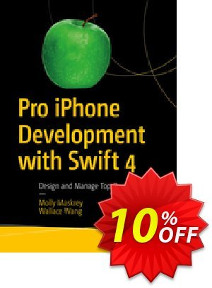 Pro iPhone Development with Swift 4 (Maskrey) discount coupon Pro iPhone Development with Swift 4 (Maskrey) Deal - Pro iPhone Development with Swift 4 (Maskrey) Exclusive Easter Sale offer for iVoicesoft
