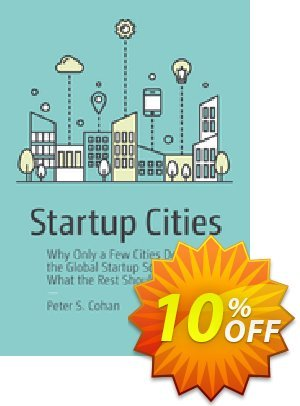 Startup Cities (Cohan) discount coupon Startup Cities (Cohan) Deal - Startup Cities (Cohan) Exclusive Easter Sale offer for iVoicesoft