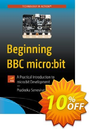 Beginning BBC micro:bit (Seneviratne) 프로모션 코드 Beginning BBC micro:bit (Seneviratne) Deal 프로모션: Beginning BBC micro:bit (Seneviratne) Exclusive Easter Sale offer for iVoicesoft