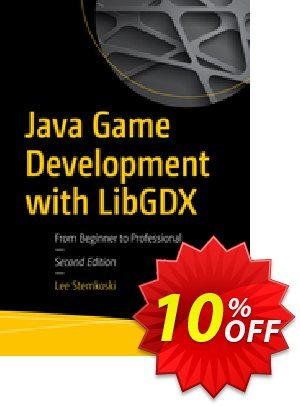 Java Game Development with LibGDX (Stemkoski) discount coupon Java Game Development with LibGDX (Stemkoski) Deal - Java Game Development with LibGDX (Stemkoski) Exclusive Easter Sale offer for iVoicesoft