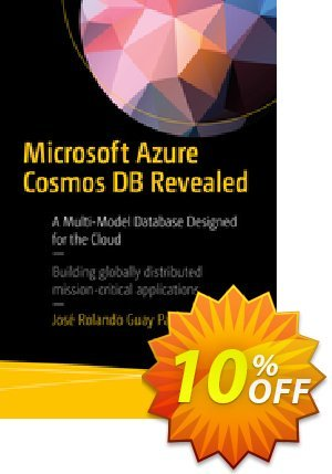 Microsoft Azure Cosmos DB Revealed (Guay Paz) discount coupon Microsoft Azure Cosmos DB Revealed (Guay Paz) Deal - Microsoft Azure Cosmos DB Revealed (Guay Paz) Exclusive Easter Sale offer for iVoicesoft