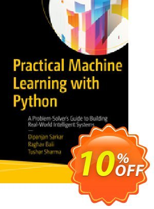 Practical Machine Learning with Python (Sarkar) discount coupon Practical Machine Learning with Python (Sarkar) Deal - Practical Machine Learning with Python (Sarkar) Exclusive Easter Sale offer for iVoicesoft