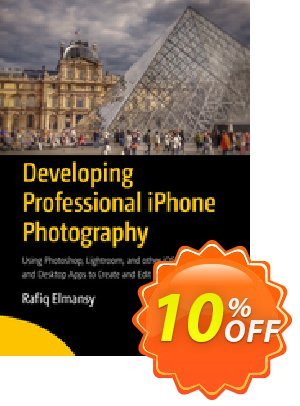 Developing Professional iPhone Photography (Elmansy) 프로모션 코드 Developing Professional iPhone Photography (Elmansy) Deal 프로모션: Developing Professional iPhone Photography (Elmansy) Exclusive Easter Sale offer for iVoicesoft