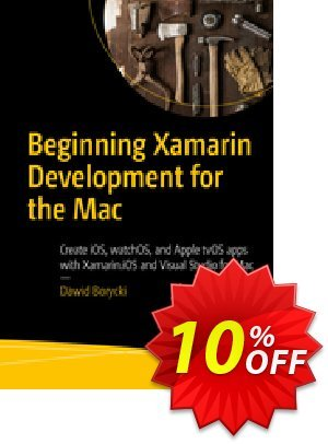 Beginning Xamarin Development for the Mac (Borycki) discount coupon Beginning Xamarin Development for the Mac (Borycki) Deal - Beginning Xamarin Development for the Mac (Borycki) Exclusive Easter Sale offer for iVoicesoft