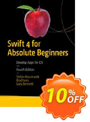 Swift 4 for Absolute Beginners (Kaczmarek) Coupon discount Swift 4 for Absolute Beginners (Kaczmarek) Deal. Promotion: Swift 4 for Absolute Beginners (Kaczmarek) Exclusive Easter Sale offer for iVoicesoft