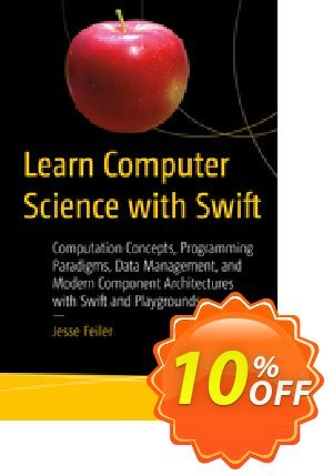 Learn Computer Science with Swift (Feiler) 優惠券,折扣碼 Learn Computer Science with Swift (Feiler) Deal,促銷代碼: Learn Computer Science with Swift (Feiler) Exclusive Easter Sale offer for iVoicesoft