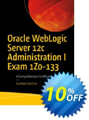 Oracle WebLogic Server 12c Administration I Exam 1Z0-133 (Garnica) discount coupon Oracle WebLogic Server 12c Administration I Exam 1Z0-133 (Garnica) Deal - Oracle WebLogic Server 12c Administration I Exam 1Z0-133 (Garnica) Exclusive Easter Sale offer for iVoicesoft