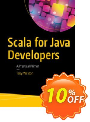 Scala for Java Developers (Weston) Coupon discount Scala for Java Developers (Weston) Deal. Promotion: Scala for Java Developers (Weston) Exclusive Easter Sale offer for iVoicesoft