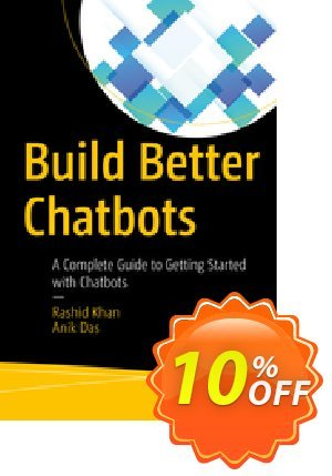 Build Better Chatbots (Khan) discount coupon Build Better Chatbots (Khan) Deal - Build Better Chatbots (Khan) Exclusive Easter Sale offer for iVoicesoft