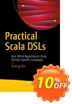 Practical Scala DSLs (Riti) discount coupon Practical Scala DSLs (Riti) Deal - Practical Scala DSLs (Riti) Exclusive Easter Sale offer for iVoicesoft