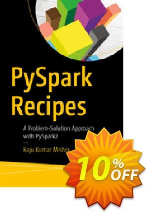 PySpark Recipes (Mishra) discount coupon PySpark Recipes (Mishra) Deal - PySpark Recipes (Mishra) Exclusive Easter Sale offer for iVoicesoft