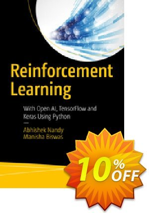 Reinforcement Learning (Nandy) 프로모션 코드 Reinforcement Learning (Nandy) Deal 프로모션: Reinforcement Learning (Nandy) Exclusive Easter Sale offer for iVoicesoft