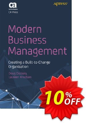 Modern Business Management (Dockery) discount coupon Modern Business Management (Dockery) Deal - Modern Business Management (Dockery) Exclusive Easter Sale offer for iVoicesoft