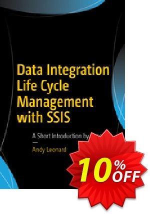 Data Integration Life Cycle Management with SSIS (Leonard) discount coupon Data Integration Life Cycle Management with SSIS (Leonard) Deal - Data Integration Life Cycle Management with SSIS (Leonard) Exclusive Easter Sale offer for iVoicesoft