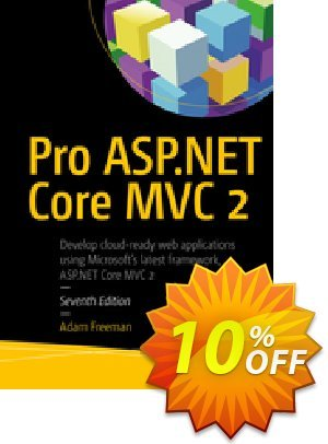 Pro ASP.NET Core MVC 2 (Freeman) Coupon discount Pro ASP.NET Core MVC 2 (Freeman) Deal. Promotion: Pro ASP.NET Core MVC 2 (Freeman) Exclusive Easter Sale offer for iVoicesoft
