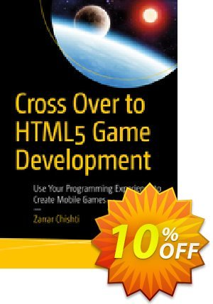 Cross Over to HTML5 Game Development (Chishti) discount coupon Cross Over to HTML5 Game Development (Chishti) Deal - Cross Over to HTML5 Game Development (Chishti) Exclusive Easter Sale offer for iVoicesoft