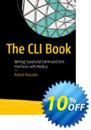 The CLI Book (Kowalski) discount coupon The CLI Book (Kowalski) Deal - The CLI Book (Kowalski) Exclusive Easter Sale offer for iVoicesoft