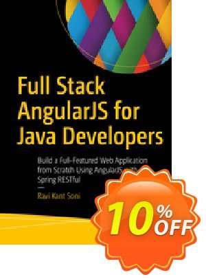Full Stack AngularJS for Java Developers (Soni) discount coupon Full Stack AngularJS for Java Developers (Soni) Deal - Full Stack AngularJS for Java Developers (Soni) Exclusive Easter Sale offer for iVoicesoft