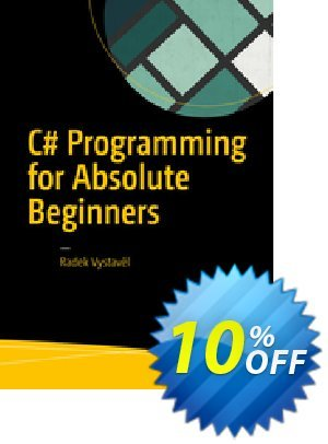 C# Programming for Absolute Beginners (Vystavěl) discount coupon C# Programming for Absolute Beginners (Vystavěl) Deal - C# Programming for Absolute Beginners (Vystavěl) Exclusive Easter Sale offer for iVoicesoft