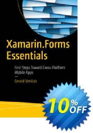 Xamarin.Forms Essentials (Versluis) discount coupon Xamarin.Forms Essentials (Versluis) Deal - Xamarin.Forms Essentials (Versluis) Exclusive Easter Sale offer for iVoicesoft