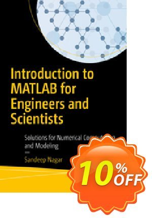 Introduction to MATLAB for Engineers and Scientists (Nagar) discount coupon Introduction to MATLAB for Engineers and Scientists (Nagar) Deal - Introduction to MATLAB for Engineers and Scientists (Nagar) Exclusive Easter Sale offer for iVoicesoft