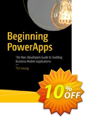 Beginning PowerApps (Leung) 프로모션 코드 Beginning PowerApps (Leung) Deal 프로모션: Beginning PowerApps (Leung) Exclusive Easter Sale offer for iVoicesoft