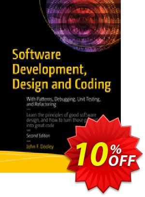 Software Development, Design and Coding (Dooley) discount coupon Software Development, Design and Coding (Dooley) Deal - Software Development, Design and Coding (Dooley) Exclusive Easter Sale offer for iVoicesoft