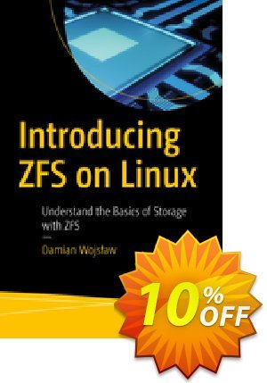 Introducing ZFS on Linux (Wojsław) 프로모션 코드 Introducing ZFS on Linux (Wojsław) Deal 프로모션: Introducing ZFS on Linux (Wojsław) Exclusive Easter Sale offer for iVoicesoft