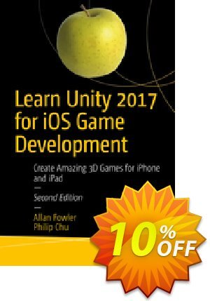 Learn Unity 2017 for iOS Game Development (Fowler)割引コード・Learn Unity 2017 for iOS Game Development (Fowler) Deal キャンペーン:Learn Unity 2017 for iOS Game Development (Fowler) Exclusive Easter Sale offer for iVoicesoft