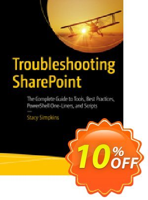 Troubleshooting SharePoint (Simpkins) 프로모션 코드 Troubleshooting SharePoint (Simpkins) Deal 프로모션: Troubleshooting SharePoint (Simpkins) Exclusive Easter Sale offer for iVoicesoft