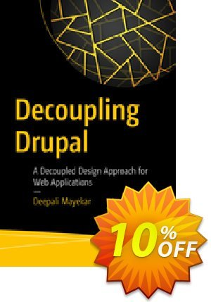 Decoupling Drupal (Mayekar)割引コード・Decoupling Drupal (Mayekar) Deal キャンペーン:Decoupling Drupal (Mayekar) Exclusive Easter Sale offer for iVoicesoft