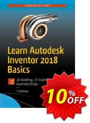 Learn Autodesk Inventor 2018 Basics (Kishore) discount coupon Learn Autodesk Inventor 2018 Basics (Kishore) Deal - Learn Autodesk Inventor 2018 Basics (Kishore) Exclusive Easter Sale offer for iVoicesoft