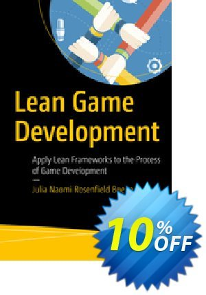 Lean Game Development (Rosenfield Boeira) discount coupon Lean Game Development (Rosenfield Boeira) Deal - Lean Game Development (Rosenfield Boeira) Exclusive Easter Sale offer for iVoicesoft